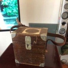 Antigüedades: APARATO DE PRUEBAS ANTIGUO DE TELEFÓNICA. Lote 277267108