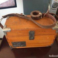 Antigüedades: APARATO DE PRUEBA DE LÍNEA TELEFÓNICA ANTIGUO. Lote 277268653