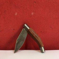 Antigüedades: NAVAJA DE BOLSILLO F. C. DON BENITO INOXIDABLE. Lote 277426393