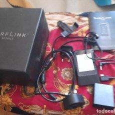 Teléfonos: TELEFONO SURFLINK MOBILE COCHE NUEVO FUNCIONA. Lote 277433338