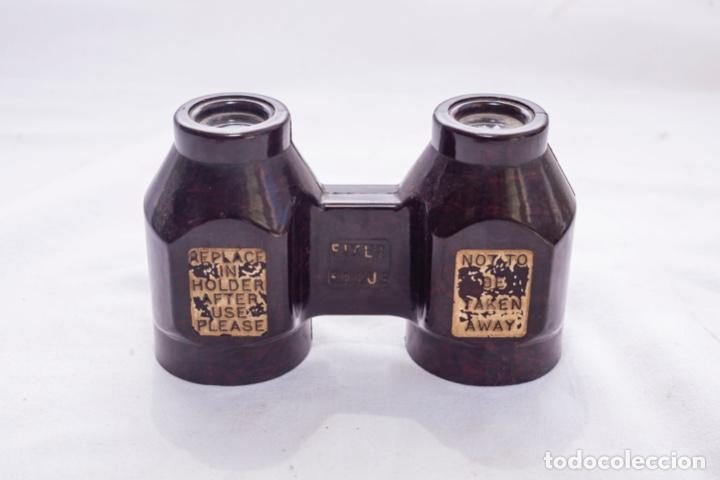 PRISMATICOS (Antigüedades - Técnicas - Instrumentos Ópticos - Prismáticos Antiguos)