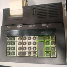 Antigüedades: CALCULADORA OLIVETTI LOGOS 45 PD (SIN CABLE). Lote 277496543