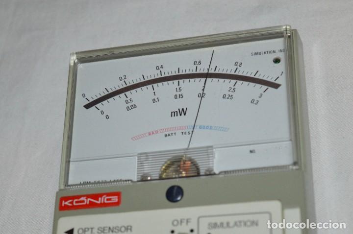Antigüedades: LPM 5673 MEDIDOR LÁSER / Japan - Instrumento comprobación/reparación COMPACT DISC y otros ¡Mira! - Foto 13 - 277579868