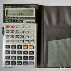 Antigüedades: CALCULADORA CASIO FX-3900P SCIENTIFIC CALCULATOR CASIO 3900 P FX3900P. FUNCIONANDO.. Lote 277606648
