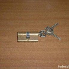 Antigüedades: BOMBIN DE CERRADURA MARCA TESA.. Lote 277667038