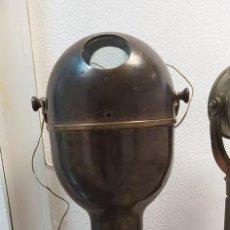 Antigüedades: REPETIDOR BITACORA BRONCE CON COMPAS. Lote 277699838