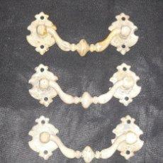 Antigüedades: TIRADORES PARA CAJONES. Lote 278175113