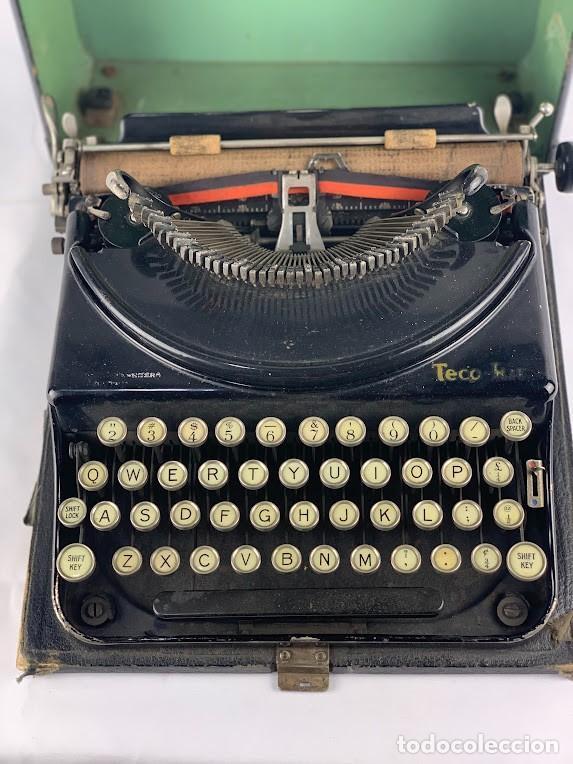 REMINGTON MODELO 5 MÁQUINA DE ESCRIBIR PORTÁTIL - AÑOS 20 (Antigüedades - Técnicas - Máquinas de Escribir Antiguas - Continental)