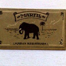 Antigüedades: HOJA DE AFEITAR ANTIGUA,MARFIL-MARCA REGISTRADA,2ª REPUBLICA,AÑOS'30,SIN USAR.. Lote 278235423