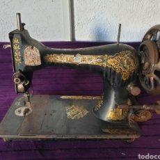 Antigüedades: ANTIGUA MAQUINA COSER SINGER. Lote 278277493