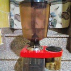 Antigüedades: ANTIGUO MOLINILLO DE CAFE INDUSTRIAL-FUNCIONA. Lote 278364343