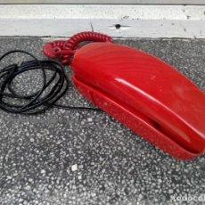 Teléfonos: TELÉFONO GÓNDOLA ROJO. Lote 278428108