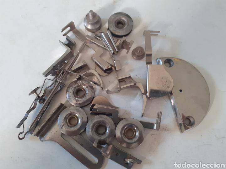 Antigüedades: Repuestos máquina de coser - Foto 2 - 278445023