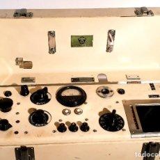 Antigüedades: ANTIGUO APARATO MEDICO PRIMER MARCAPASOS IMPLANTADO INVENTADO SYSTEM ELMQVIST AÑO 1958. Lote 278521533