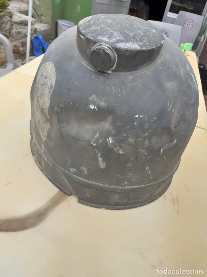 Antigüedades: Antigua pieza de bronce de barco. - Foto 4 - 278610313