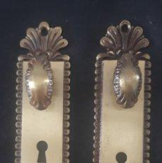 Antigüedades: TIRADORES PARA ARMARIO. Lote 278631268