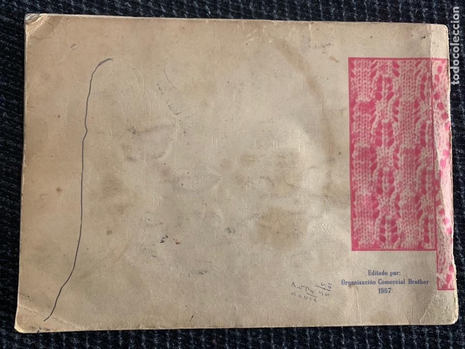 Antigüedades: Manual de instrucciones de 1967 brother modelo 581-L - Foto 6 - 278763428