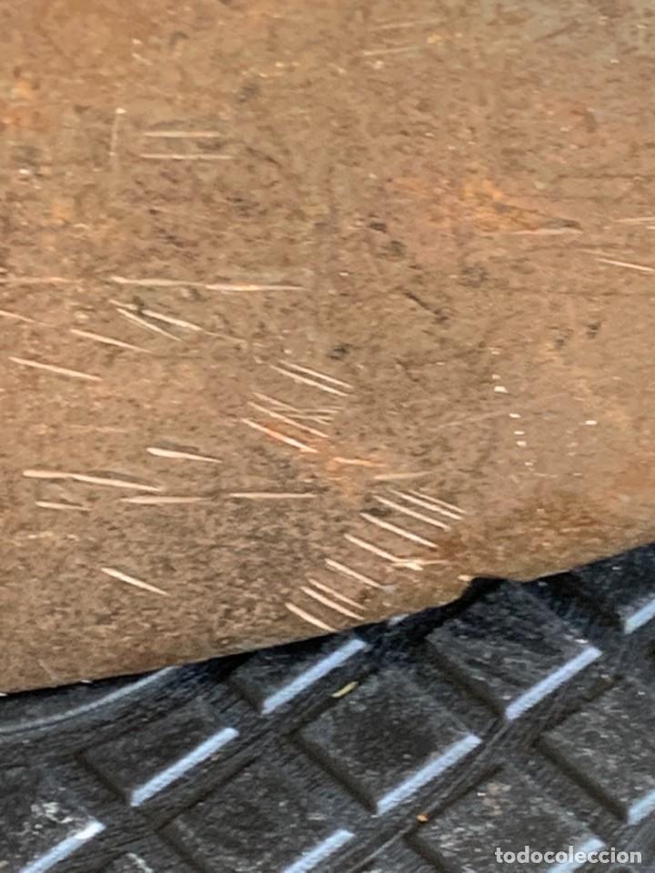 Antigüedades: ANTIGUA BASE PLANCHA HIERRO MARCAS ENTERPRISE PHILADELPHIA EEUU USA FIN S XIX PPIO S XX 5X16X8CMS - Foto 5 - 278822333