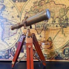 Antigüedades: TELESCOPIO VINTAGE. Lote 279552388