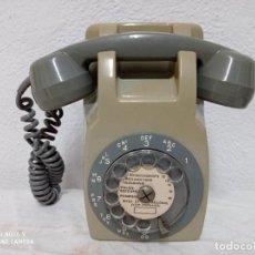 Teléfonos: ANTIGUO TELÉFONO DE PARED, PROCEDENTE DE PARIS!. Lote 279554973