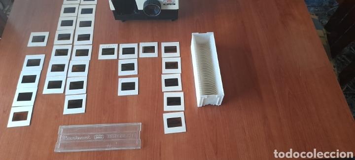 Antigüedades: Proyector Diapositivas Braun Paximat Pico 50 . Ver fotos. - Foto 8 - 279584738