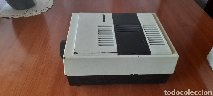 Antigüedades: Proyector Diapositivas Braun Paximat Pico 50 . Ver fotos. - Foto 19 - 279584738