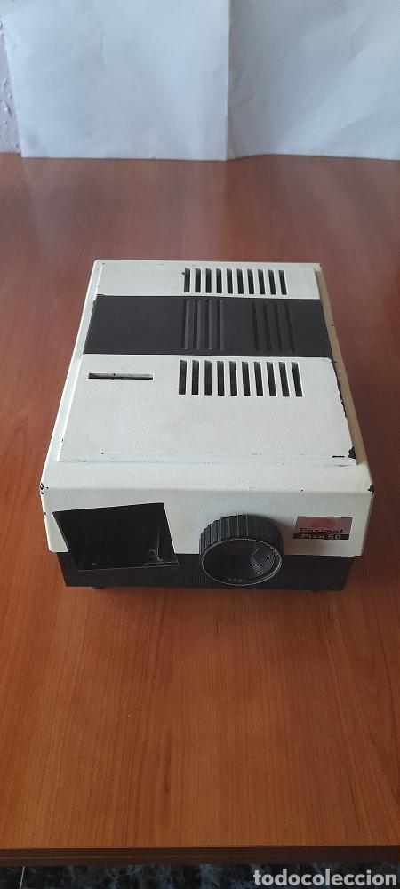 Antigüedades: Proyector Diapositivas Braun Paximat Pico 50 . Ver fotos. - Foto 26 - 279584738