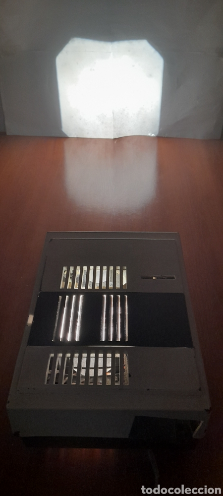 Antigüedades: Proyector Diapositivas Braun Paximat Pico 50 . Ver fotos. - Foto 28 - 279584738