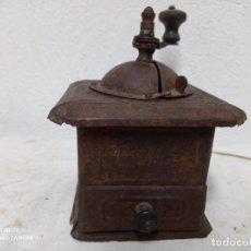 Antigüedades: ANTIGUO MOLINILLO DE CAFE ELMA. Lote 280114733