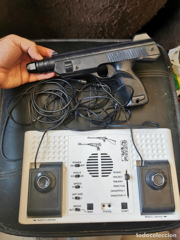 VÍDEOCONSOLA. AÑOS 70.ORIGINAL, LEER BIEN EL ANUNCIO. (Antigüedades - Técnicas - Ordenadores hasta 16 bits (anteriores a 1982))