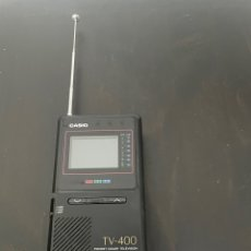 Antigüedades: CASIO TV 400. Lote 281021348