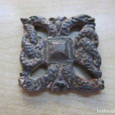 Antigüedades: CLAVO CON 4 SERPIENTES POSIBLE S XVII-XVIII. Lote 282941133