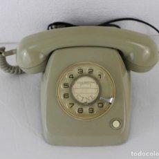 Teléfonos: TELÉFONO HERALDO CITESA MÁLAGA CTNE CON BOTÓN AÑOS 60. Lote 283064598