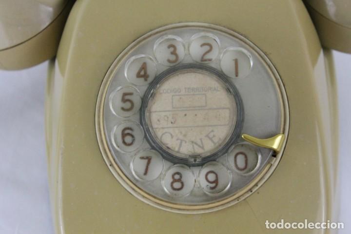 Teléfonos: Teléfono Heraldo CTNE ecualizado años 60 - Foto 2 - 283064903