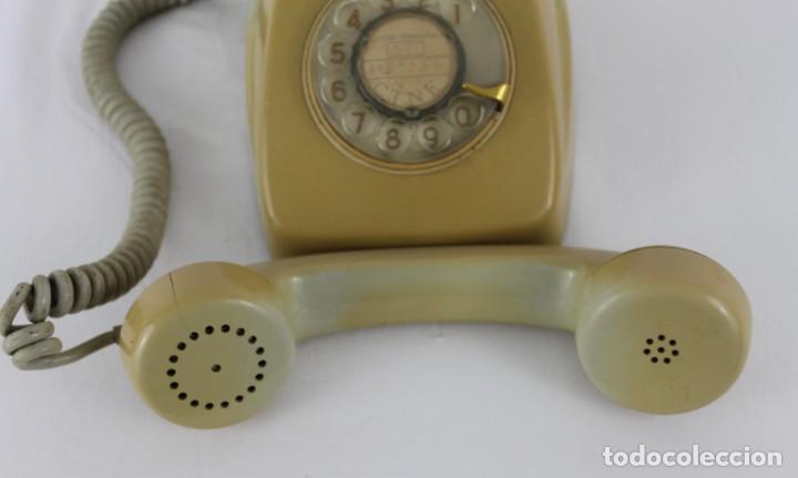 Teléfonos: Teléfono Heraldo CTNE ecualizado años 60 - Foto 3 - 283064903