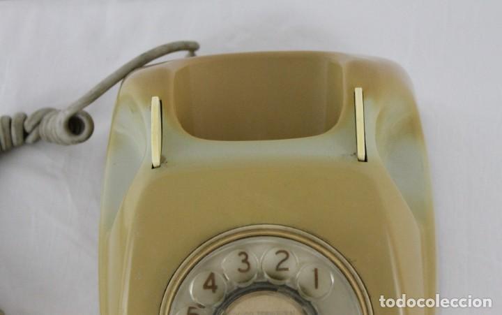 Teléfonos: Teléfono Heraldo CTNE ecualizado años 60 - Foto 4 - 283064903