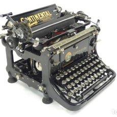 Antigüedades: MAQUINA DE ESCRIBIR RARA CONTINENTAL AÑO 1925 TYPEWRITER SCHREIBMASCHINE. Lote 283109728