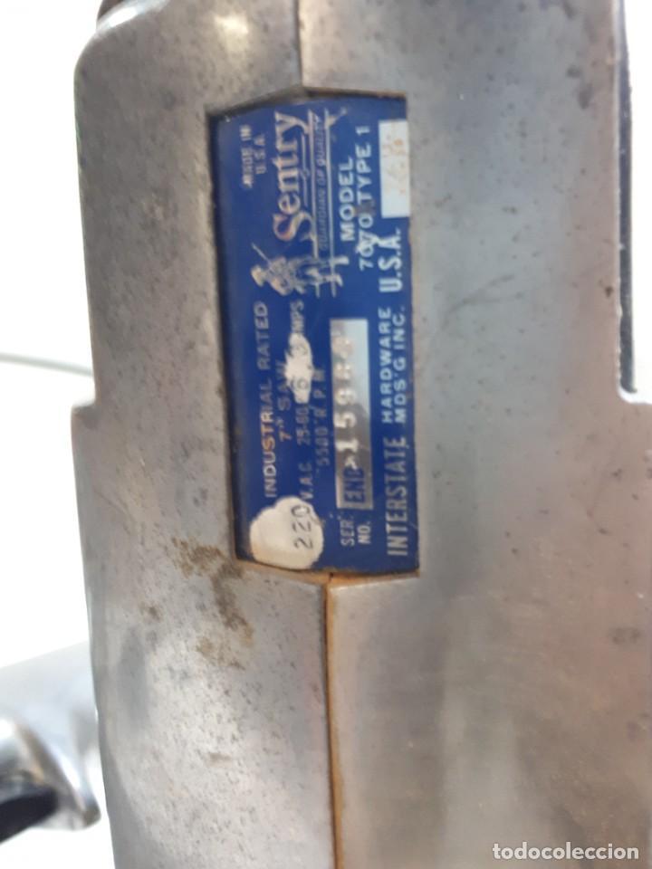 Antigüedades: Sierra circular de mano. Sentry USA. 7070 - Foto 11 - 283312018