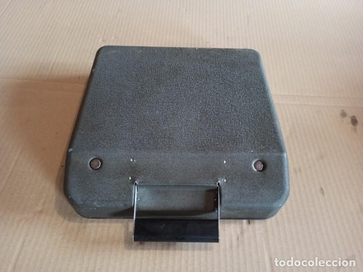 Antigüedades: Máquina de escribir HERMES Baby antigua - Foto 6 - 283643943