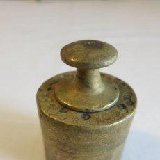 Antigüedades: PESA DE 500 GRAMOS 1920. Lote 283692468