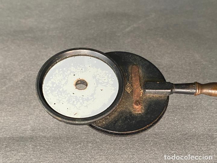 Antigüedades: PEQUEÑO Y ANTIGUO INSTRUMENTO DE OPTICA , OPHTHALMOSCOPY - Foto 3 - 284228188