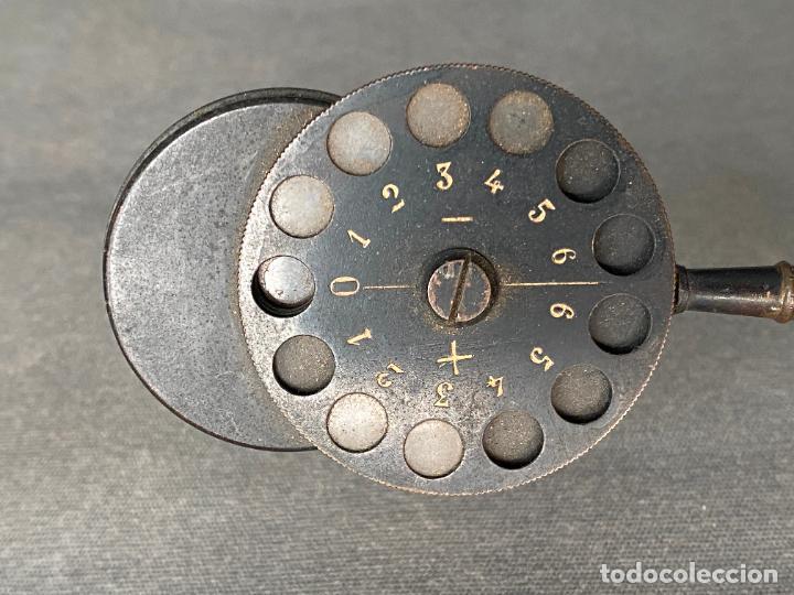 Antigüedades: PEQUEÑO Y ANTIGUO INSTRUMENTO DE OPTICA , OPHTHALMOSCOPY - Foto 4 - 284228188