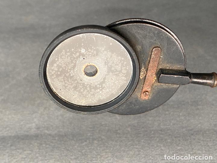 Antigüedades: PEQUEÑO Y ANTIGUO INSTRUMENTO DE OPTICA , OPHTHALMOSCOPY - Foto 8 - 284228188