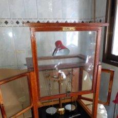 Oggetti Antichi: BALANZA DE PRECISION,INGLESA,LONDON, VER FOTOS.... Lote 284305603