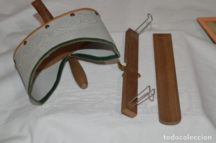 Antigüedades: Antiguo/vintage / Visor Estereoscópico + 2 VISTAS / En caja - ¡Funcionando, estado IMPECABLE, MIRA! - Foto 9 - 284365088