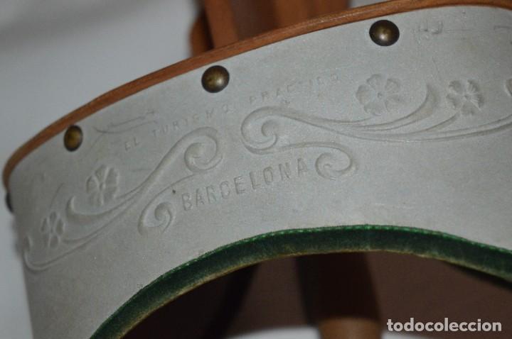 Antigüedades: Antiguo/vintage / Visor Estereoscópico + 2 VISTAS / En caja - ¡Funcionando, estado IMPECABLE, MIRA! - Foto 10 - 284365088