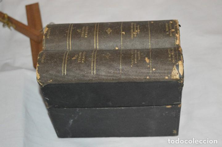 Antigüedades: Antiguo/vintage / Visor Estereoscópico + 2 VISTAS / En caja - ¡Funcionando, estado IMPECABLE, MIRA! - Foto 15 - 284365088