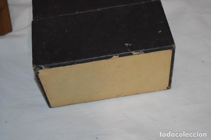 Antigüedades: Antiguo/vintage / Visor Estereoscópico + 2 VISTAS / En caja - ¡Funcionando, estado IMPECABLE, MIRA! - Foto 19 - 284365088