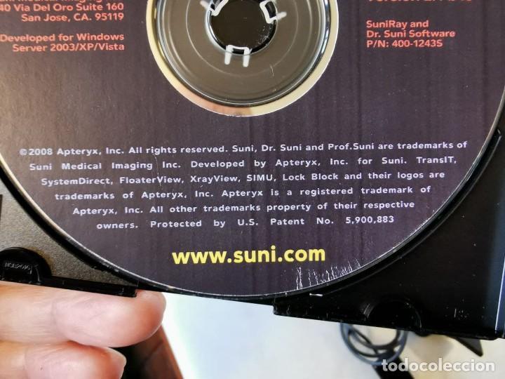 Antigüedades: Suni SuniRay 2 Dental Digital sensor de rayos X Unidad de imagen de radiografía dental 2 Tallas - Foto 11 - 265509969