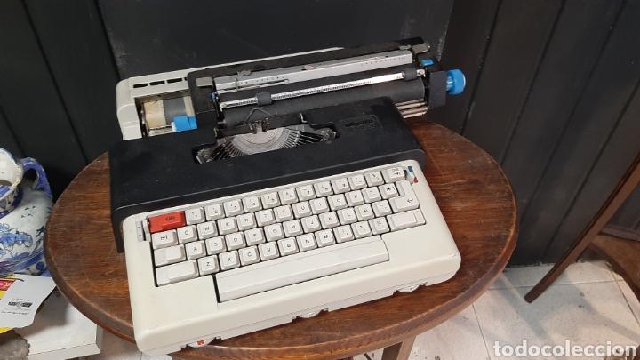 MAQUINA ELÉCTRICA DE ESCRIBIR OLIVETTI LETTERA 36 (Antigüedades - Técnicas - Máquinas de Escribir Antiguas - Olivetti)